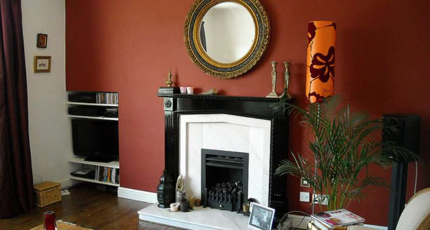 Dramatic Colour Schemes Moody Living Rooms Pallet