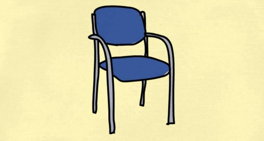 Draw Chair Office Printable