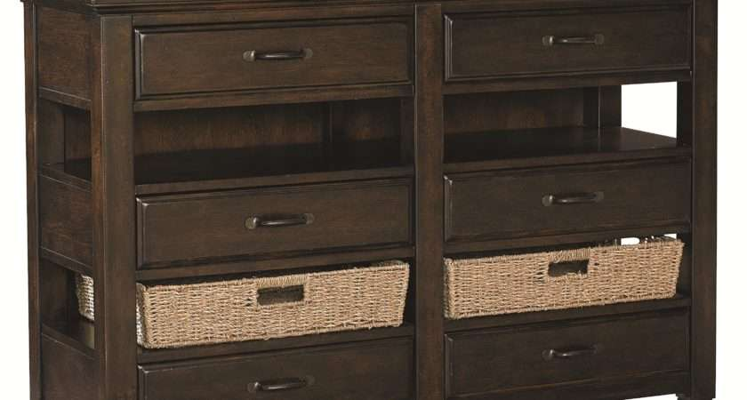 Drawer Sideboard Baskets Legacy Classic Wolf
