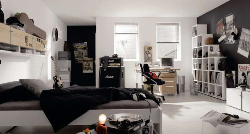 Dreams Wishes Stylish Teen Boy Bedrooms