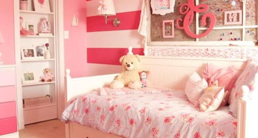 Dreamy Girl Room Makeover Hidden Door Bookcase