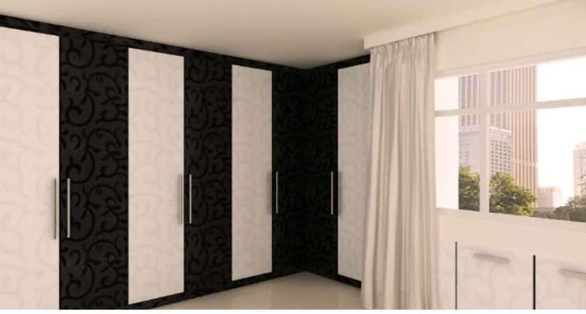 Dual Shaded Modern Home Interior Wardrobe Design Decorcraze