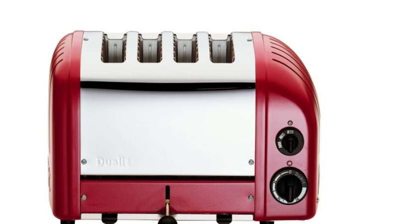 Dualit Combi Toaster Range Stunning Colours Suit Any