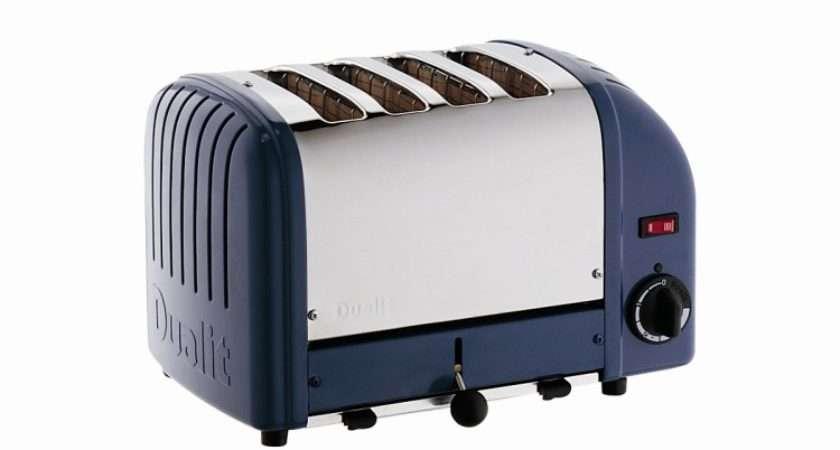 Dualit Slice Newgen Toaster Red Black Cream Pink Other