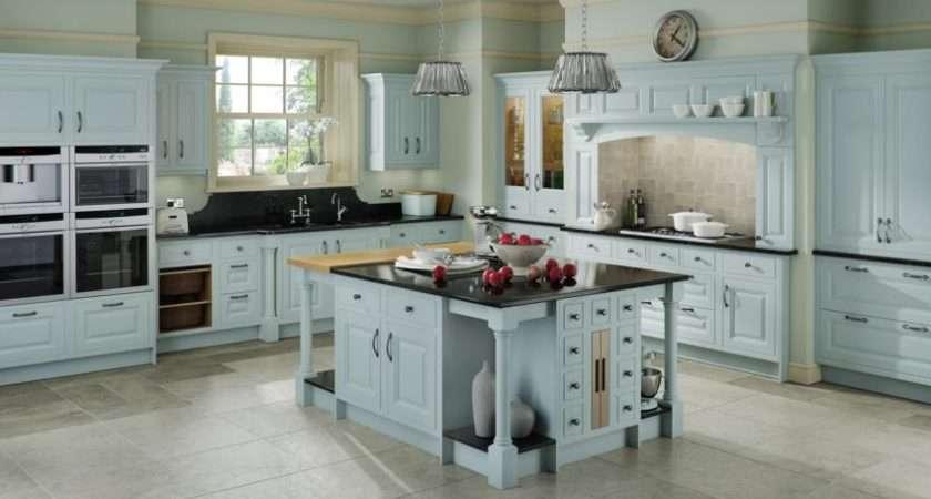 Duck Egg Blue Kitchen Accessories Design Ideas