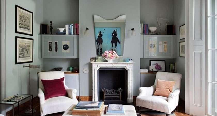 Duck Egg Blue Living Room Design Ideas