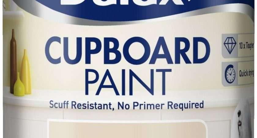 Dulux Cupboard Paint