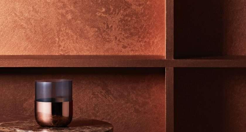 Dulux Design Copper Effect Paint