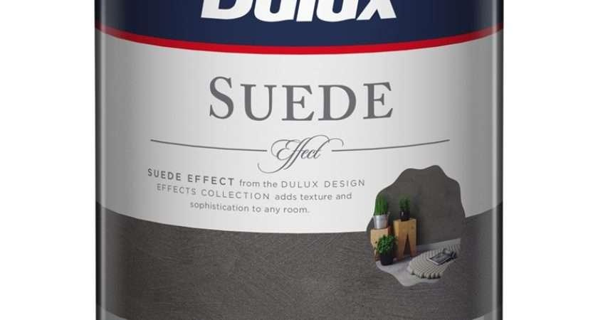 Dulux Design Suede Effect Paint Bunnings Warehouse