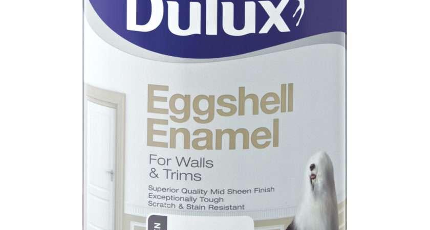 Dulux Eggshell Enamel Brilliant White Lowest Prices