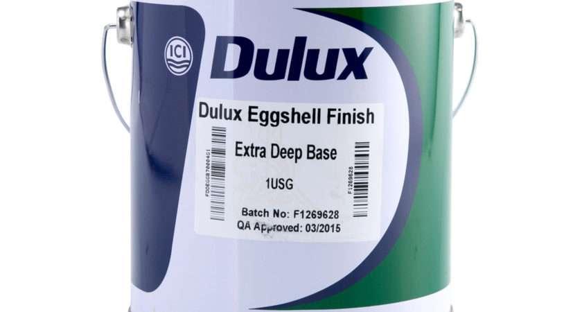 Dulux Eggshell Finish Extra Deep Base Gal Ace