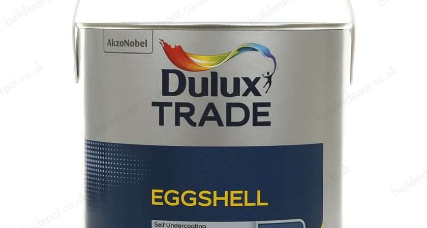 Dulux Trade Eggshell White