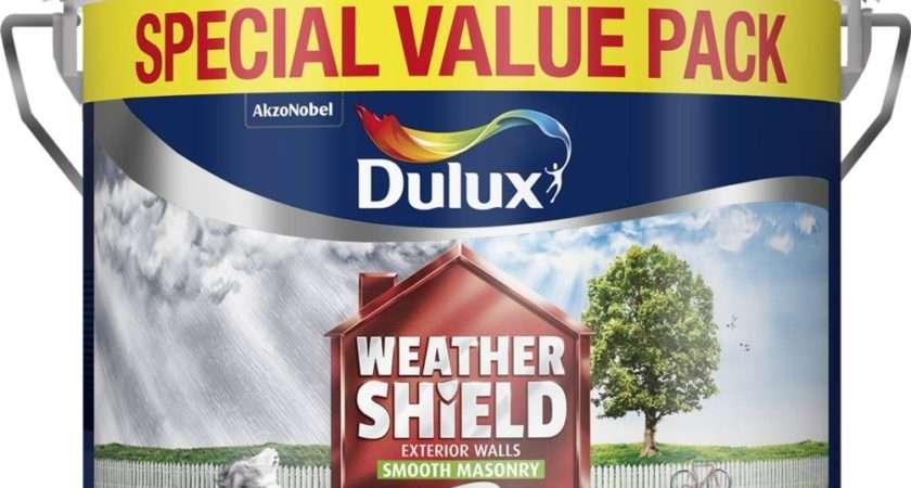 Dulux Weathershield Smooth Masonry Paint Stax Trade