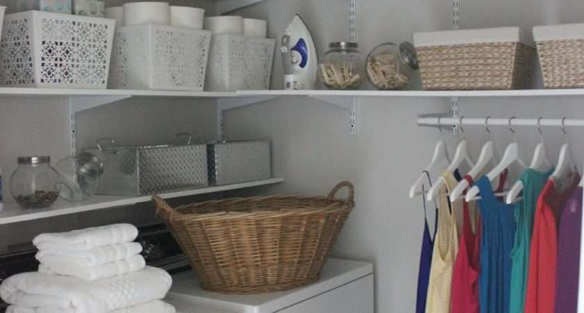 Duo Ventures Laundry Room Makeover