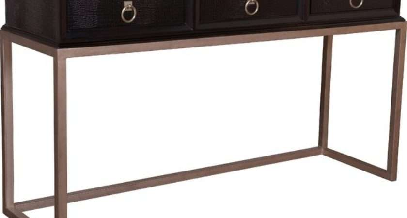 Dwellstudio Jordan Console Table Reviews