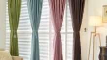 Dye Blackout Curtains Curtain Menzilperde