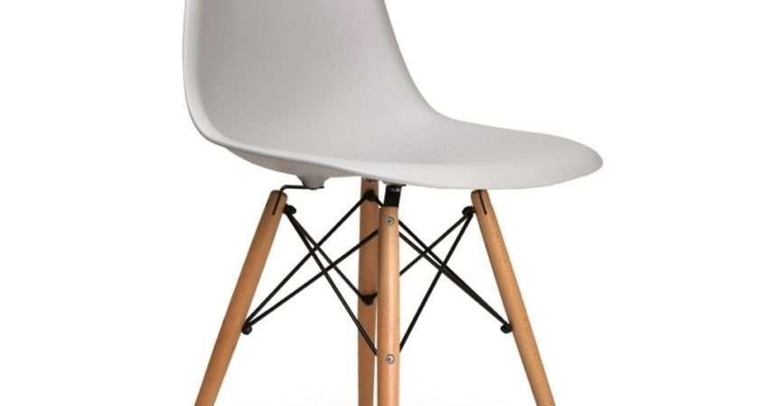 Eames Limited Edition Summer Colour Dove Grey Dsw Chair