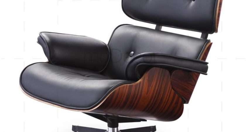 Eames Lounge Chair Ottoman Charles Ray