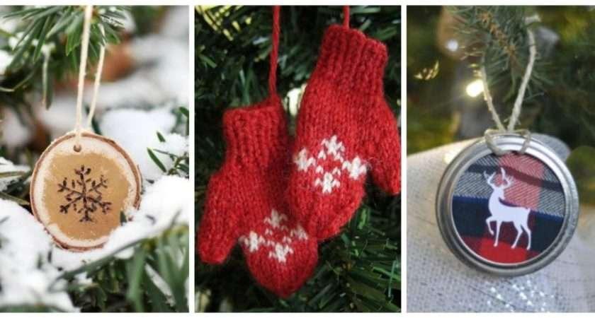 Easy Christmas Crafts Make Home Kids Preschool