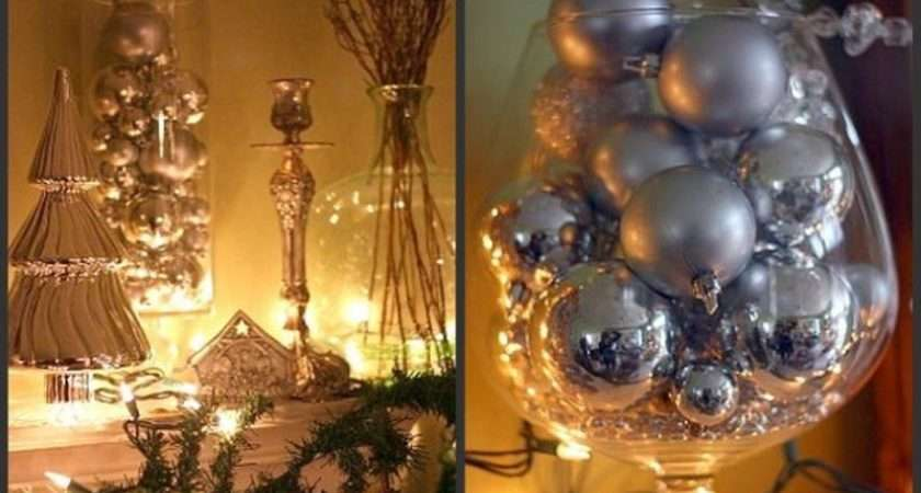 Easy Christmas Decorating Ideas Table Decorations