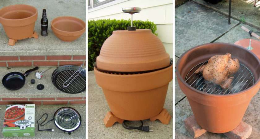 Easy Diy Project Make Your Very Own Terracotta Smoker