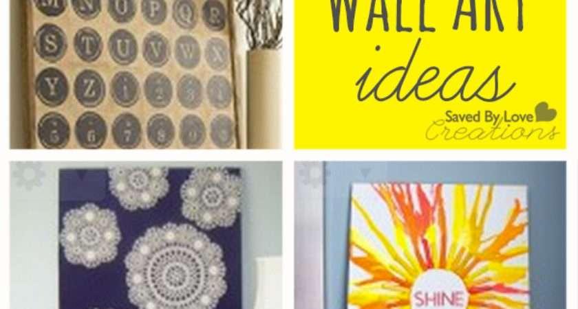 Easy Diy Wall Art Ideas Native Home Garden Design