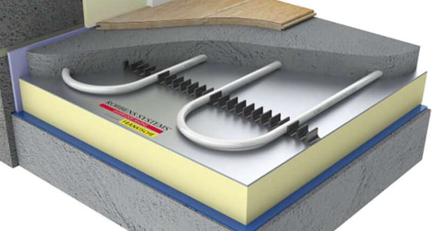 Easy Standard Easyflow Underfloor Heating Liquid