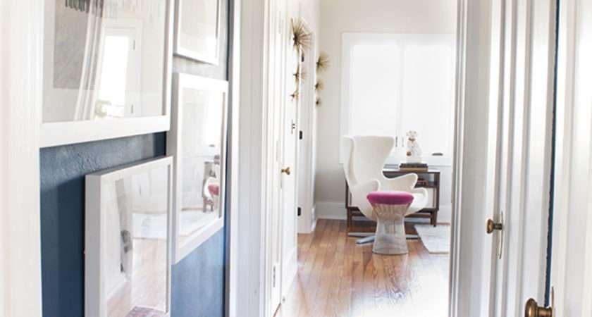 Easy Steps Hallway Makeover Coco Kelley