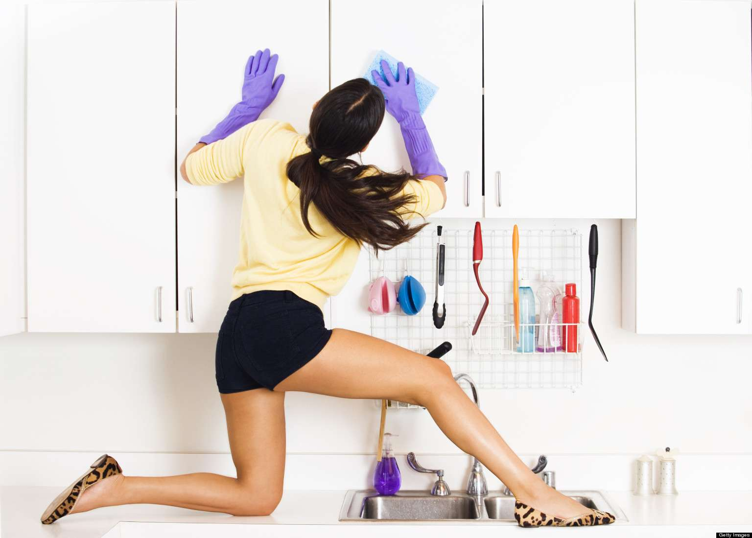 Easy Steps Spring Cleaning Your Life Huffington Post