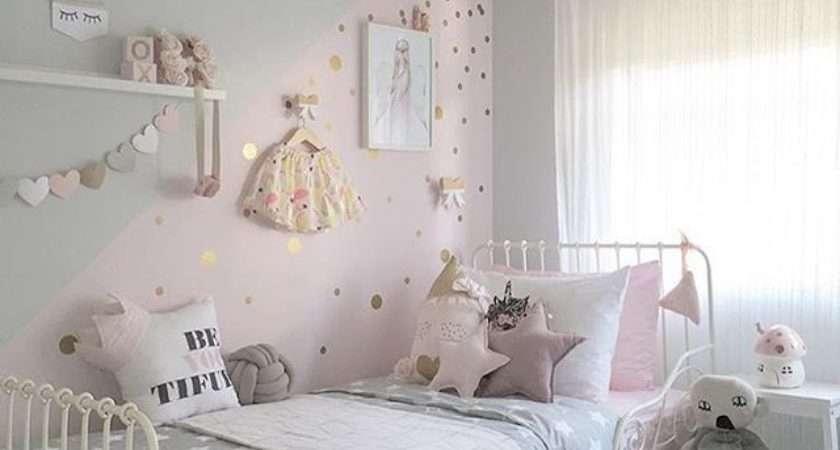 Easy Try Little Girl Bedroom Ideas Bellissimainteriors