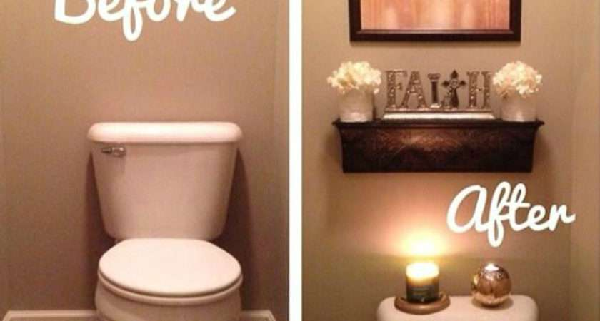 Easy Ways Make Your Rental Bathroom Look Stylish