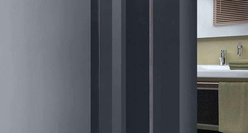 Easyclean Glass Screen Height Walk Shower