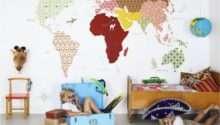 Ebabee Likes Maps Kids Rooms