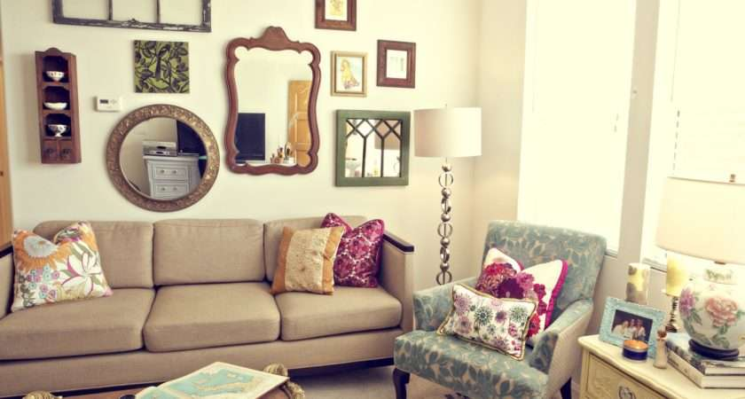 Eclectic Home Decor Modern Feminine Homecaprice