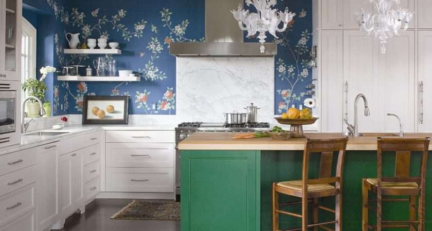 Eclectic Kitchen Creative Ideas Your