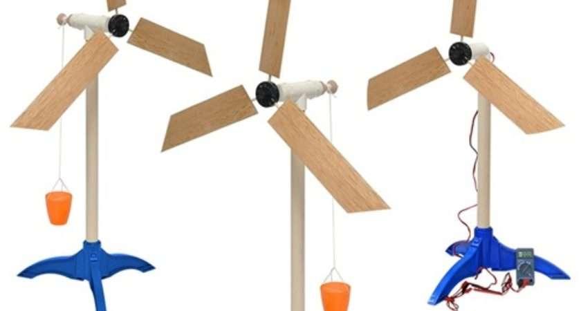Ecodirect Kidwind Basic Wind Experiment Kit