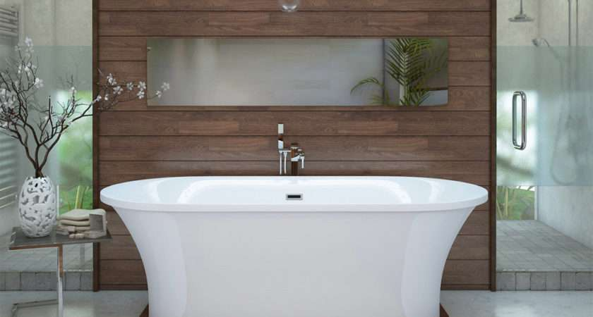Eden Modern Roll Top Bath Now Victorian Plumbing