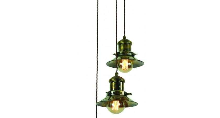 Edison Cluster Light Fitting Multiple Pendant