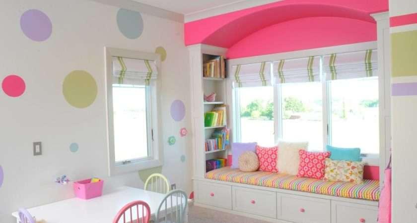 Educative Kids Playroom Wall Decor House Room