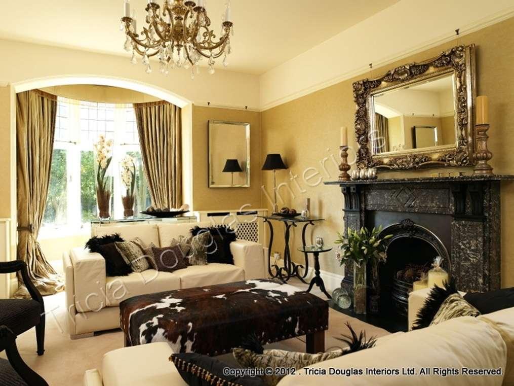 Edwardian House Period Penthouse London Bachelor