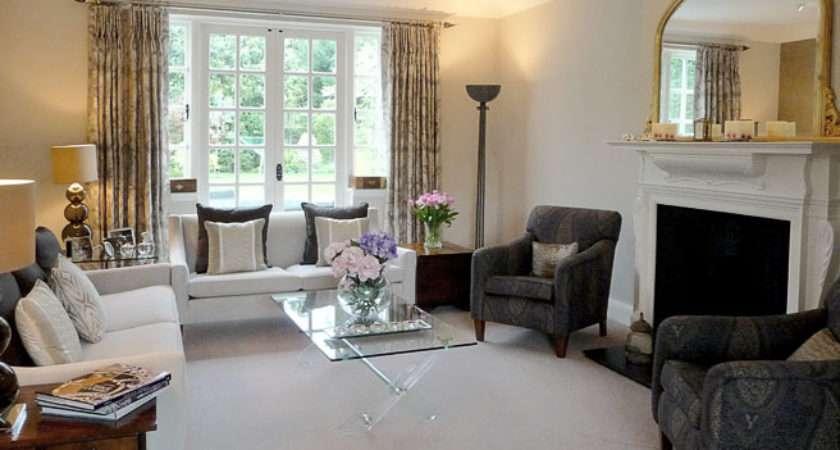 Edwardian House Surrey Classic Contemporary Marsh Wiesenfeld