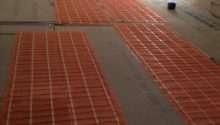 Electric Floor Heating Mats Under Carpet Review