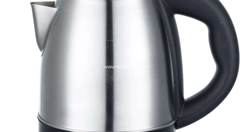 Electric Kettle Home Appliance Stainless Steel Tea
