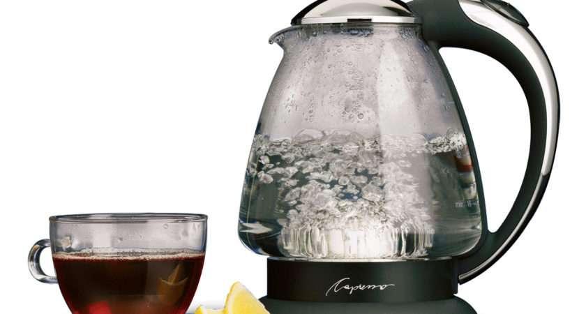 Electric Teakettles Portable Rapid Boil Easy