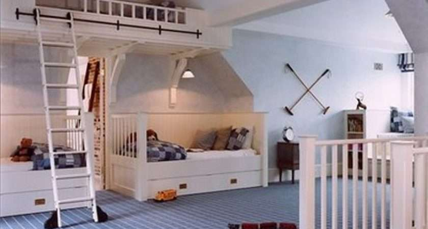 Elegant Attic Bedroom Designs Ideas