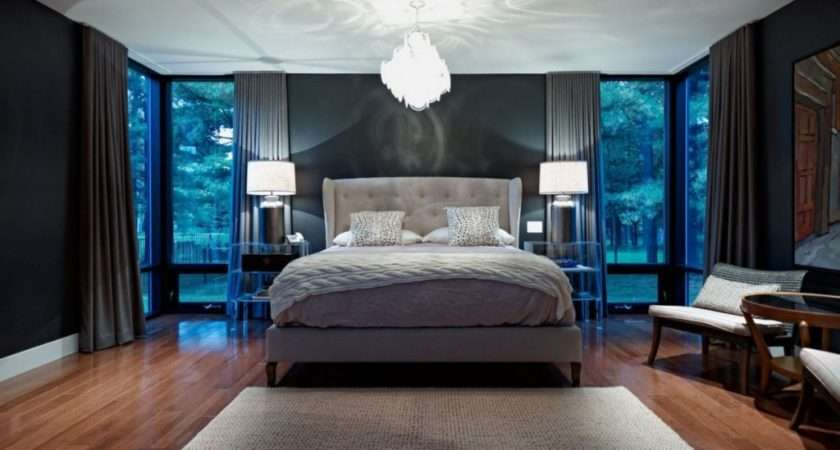 Elegant Bedrooms Design Bedding Accessories Ideas