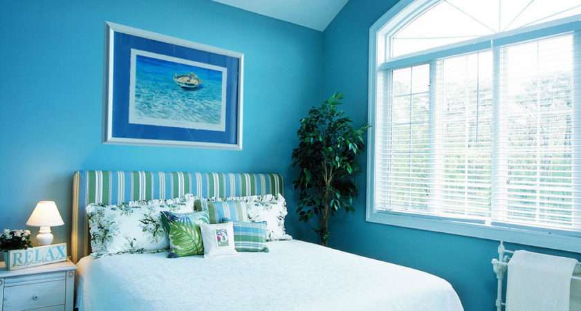 Elegant Blue Bedroom Designs Inspiration Comfortable