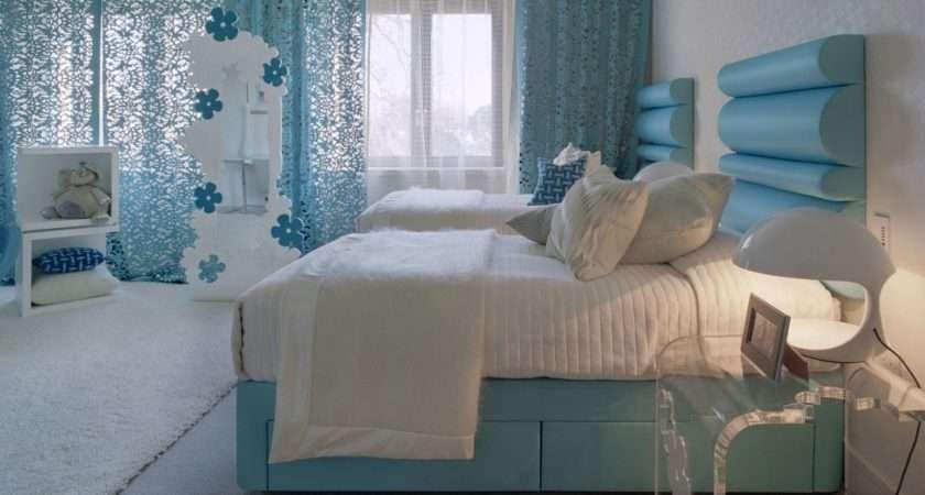 Elegant Blue Bedroom Ideas