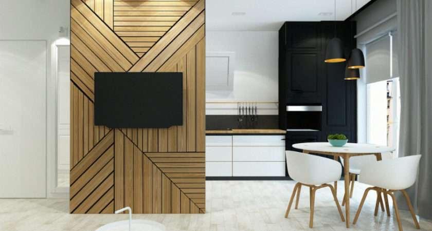 Elegant Contemporary Creative Wall Design Ideas