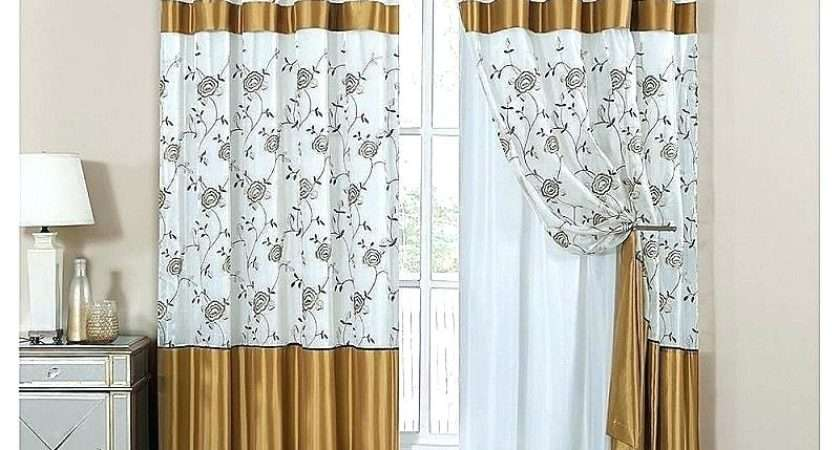 Elegant Curtain Ideas Luxury Drapery Panels Best Curtains